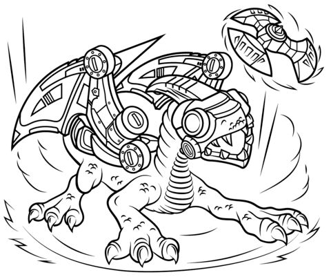 skylander coloring pages to print - photo#8