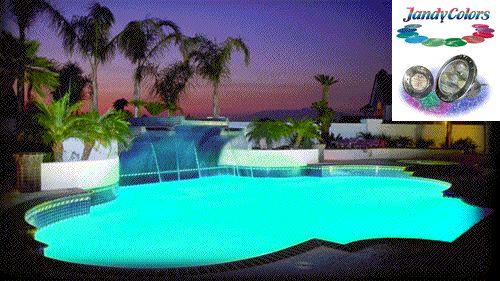 Jandy Digital Color Changing Pool Lights