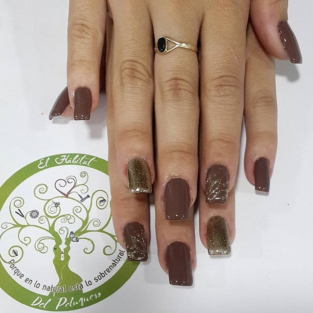 """Uñas en Gel!!!😉🙆💅#elhabitatdelpeluquero #envigado #colombia #nails #nail #fashion #style #cute #beauty #beautiful #pretty #girl #girls #stylish #sparkles #styles #gliter #nailart #art #opi #essie #unhas #preto #branco #rosa #love #shiny #polish #nailp"