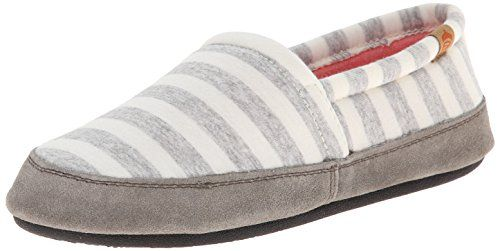 ACORN Women's Moc Summer Weight Slipper - READ REVIEW @ http://www.passion-4fashion.com/shoes/acorn-womens-moc-summer-weight-slipper/?a=7480