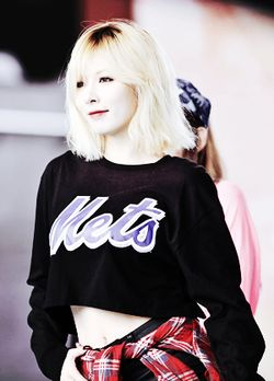 Blond Hyuna Via Tumblr Unf Pinterest Blond And Tumblr