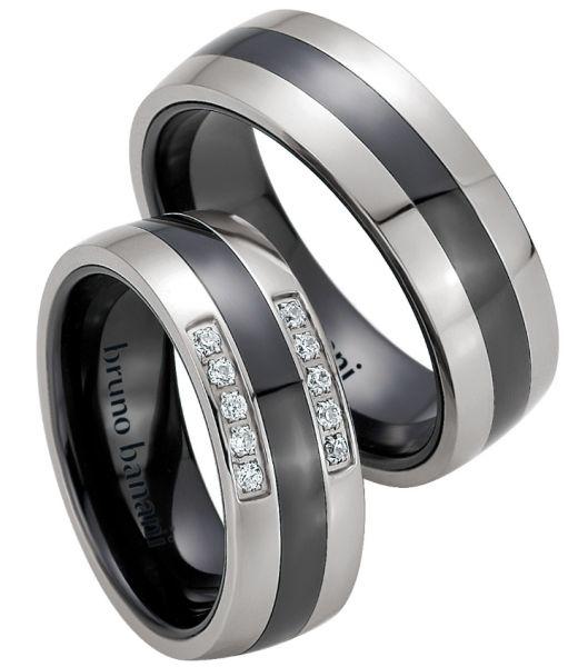 Ring  Black Fidelity