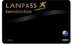 LAN Airlines | Lanpass Comodoro Black
