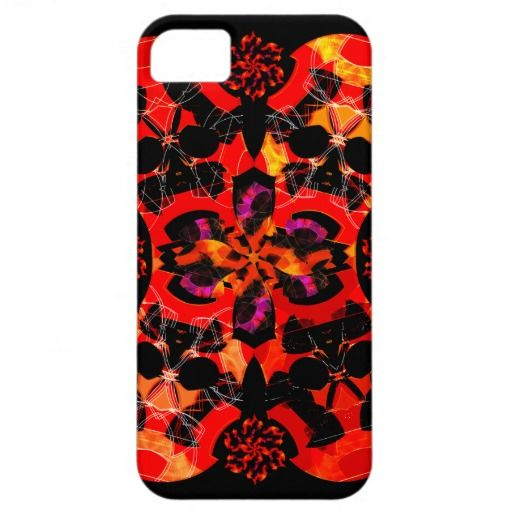 Who sad that a Halloween cannot be beautiful? iPhone 5 case | Skulls and Deadly Flowers | by groovygap | #skullsdesign #halloweendeadlycase