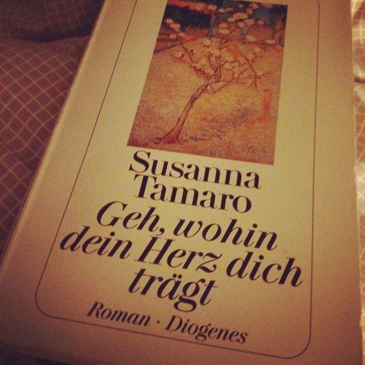 Susanna Tamaro - Geh, wohin dein Herz trägt  Ein besonderes Buch
