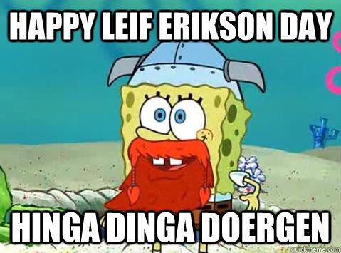 """Just saw """"Leif son of Erik"""" in a dialogue on Skellige and I immediately thought of Spongebob #TheWitcher3 #PS4 #WILDHUNT #PS4share #games #gaming #TheWitcher #TheWitcher3WildHunt"""