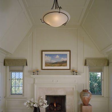 17 Best Images About Vaulted Ceiling Molding On Pinterest