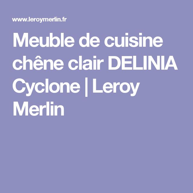 17 best ideas about cuisine chene on pinterest poutre en - Etagere inox leroy merlin ...