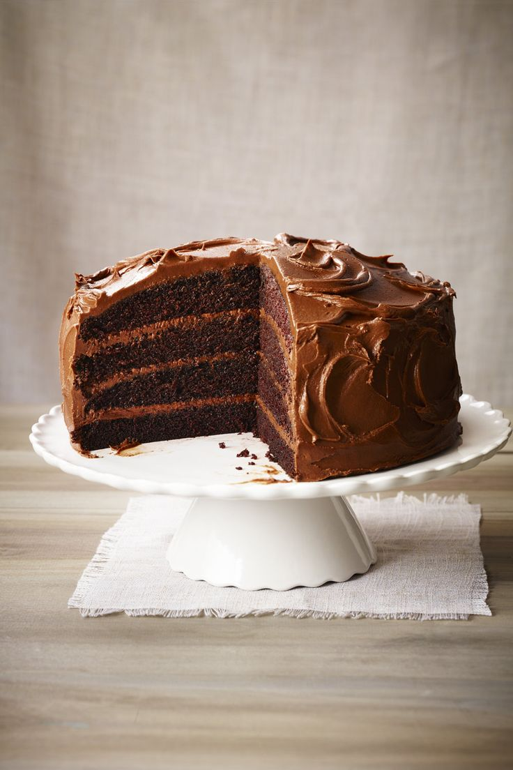 Canadian Living Ultimate Chocolate Cake