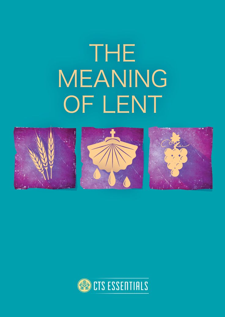 Lent is more than forty days of repentance.  Lent is a journey full of meanings and graces, projecting us to the joy of Pentecost, passing through the waters of Baptism at Easter. By reflecting on our baptism, the dialogue of faith and the Gospel 'scrutinies', our Lenten journey takes on a new dimension, and so does our prayer, fasting and almsgiving.