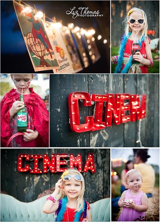 Movie Night, Cinema on the farm party….| Berea, Kentucky photographer » Blog • Liz Thomas Photography