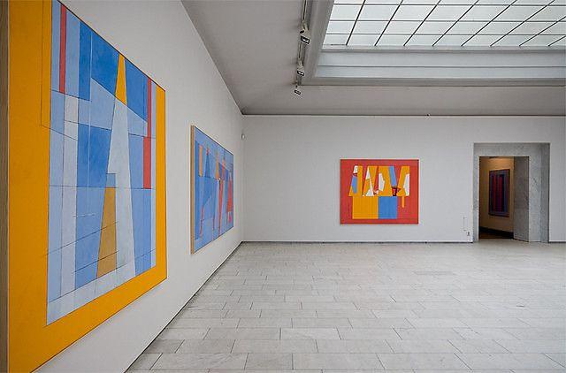 Irma Salo Jæger <em>oversiktsbilde fra utstillingen</em><br />