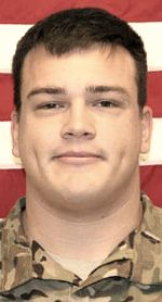 Army SGT Dean R. Shaffer, 23, of Pekin, Illinois. Died April 19, 2012, serving during Operation Enduring Freedom. Assigned to 2nd Battalion, 25th Aviation Regiment, 25th Combat Aviation Brigade, 25th Infantry Division, Wheeler Army Airfield, Hawaii. Died of injuries sustained when the Black Hawk (UH-60) helicopter he was in crashed near Garmsir, Helmand Province, Afghanistan, during a night mission in bad weather enroute to assist in evacuating wounded Afghan police officers,
