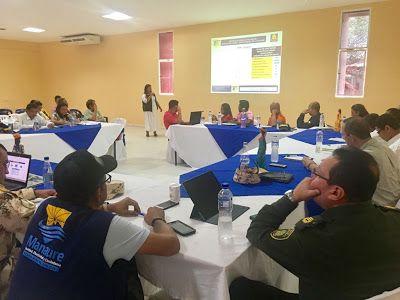 Alcaldía de Uribia realizó primer Taller Descentralizado de Fronteras