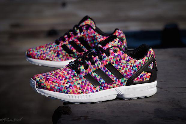 Adidas ZX Flux multicolour