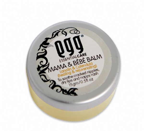 Made with proven anti-inflammatory lanolin and wonder oil calendula the balm is especially formulated to repair and protect the most delicate parts of Mama and Baby's body