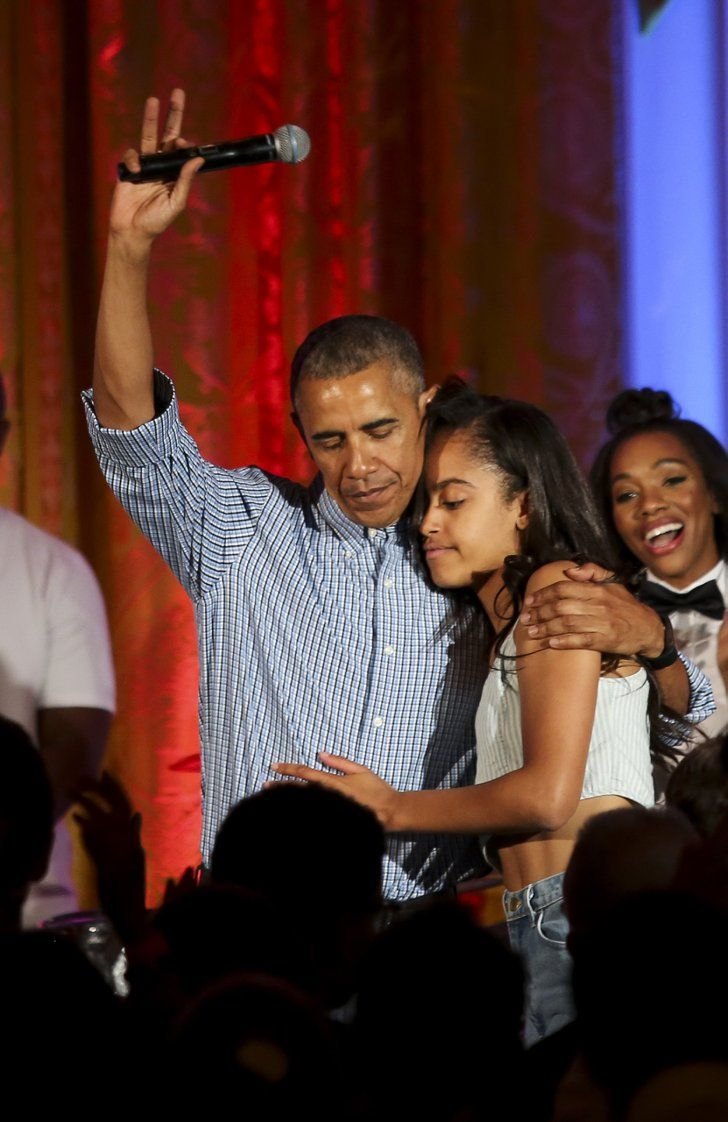 Malia Obama Celebrated Her Birthday in the Cutest Crop Top Ever