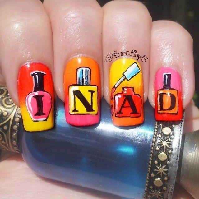 29 best New Nail Art Designs | Weddings | Dates | Professional ...
