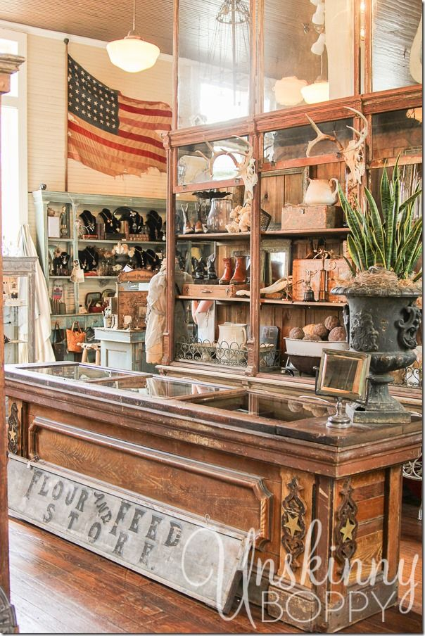 Great place to shop for treasures in Nashville, Serenite Maison in Leiper's Fork