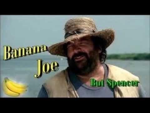 Bud Spencer canta Banana Joe - YouTube