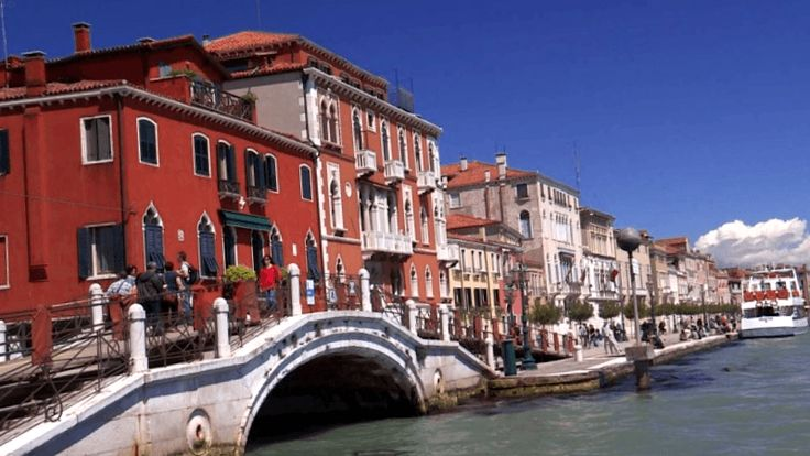 Descubre Paseo Zattere, Venecia