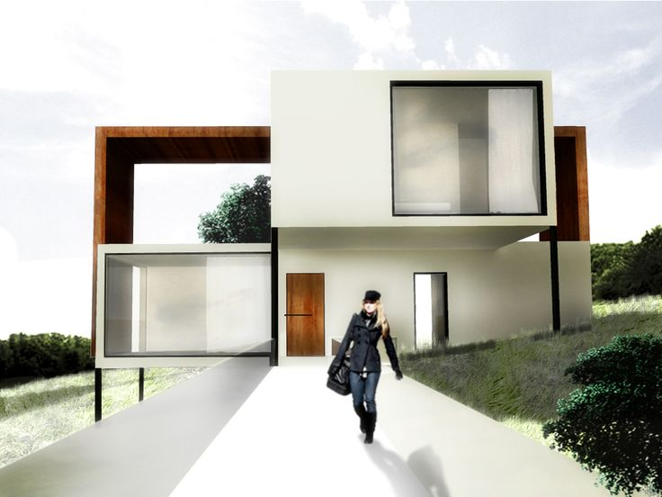 Meteora Residence by Giorgi Bou