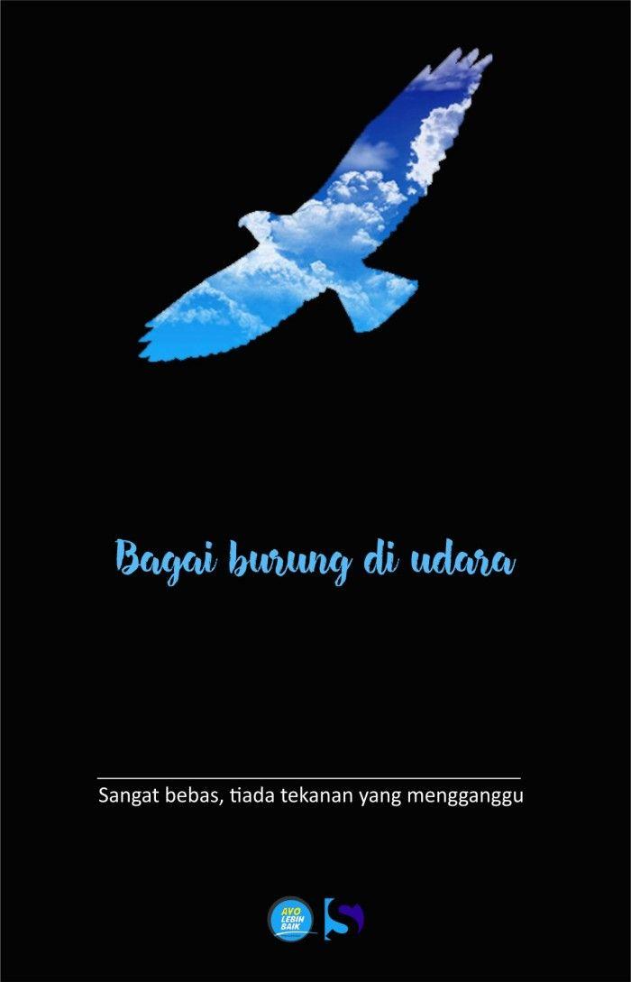 Bagai Burung di Udara