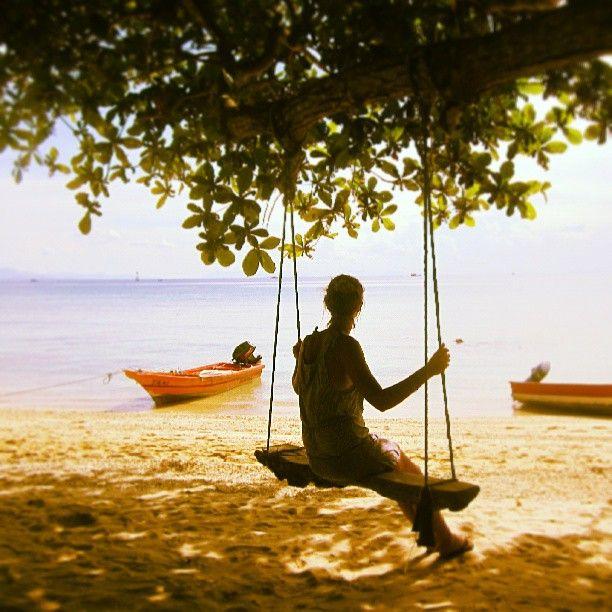 Swing @ the beach