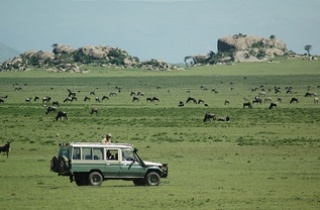 Nomads Serengeti Safari Camp