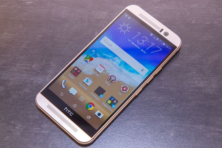 Hands-on with the HTC One M9—last year's design with higher specs | Ars Technica. The new HTC One M9 annonced recently.