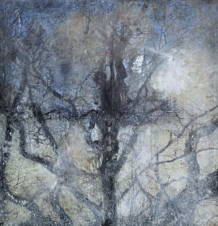 Baron of the trees. By Viktor Rosdahl. Swedish artist.