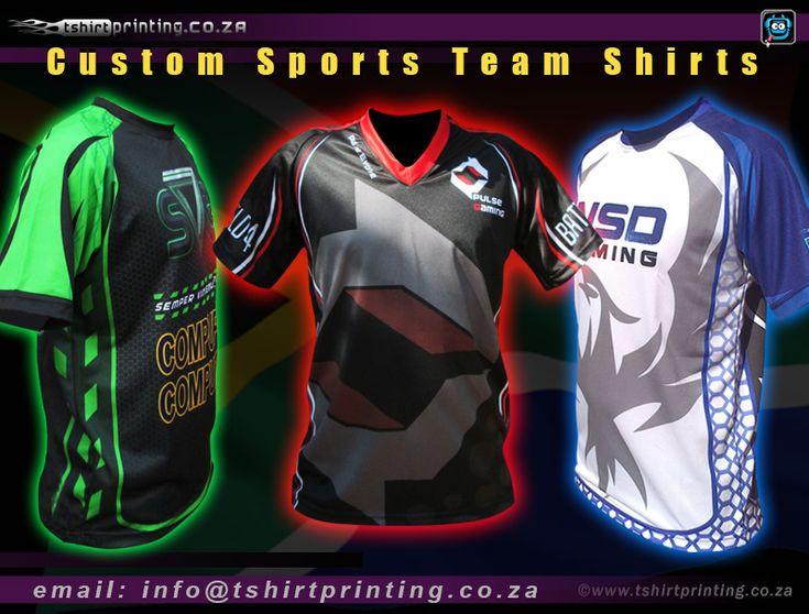 Gamer team shirt All 100% original work, design and printed by tshirtprinting.co.za