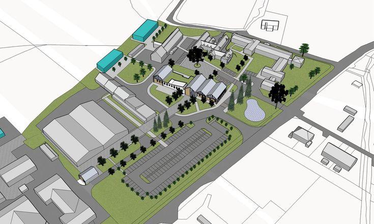 Campus Masterplan, Coleg Llysfasi