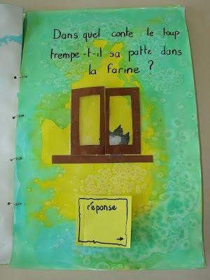 la classe de mademoiselle violette: arts visuels