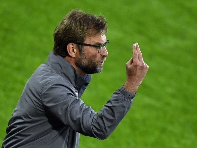Jurgen Klopp revels in Anfield noise following 4-1 victory over Leicester City