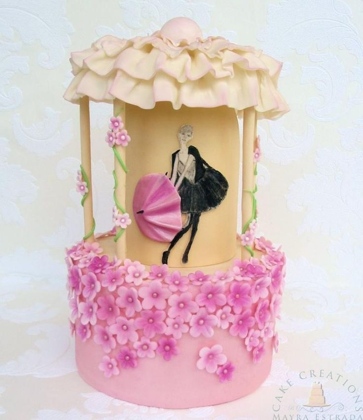 97 best Cake Creations by ME Mayra Estrada images on Pinterest