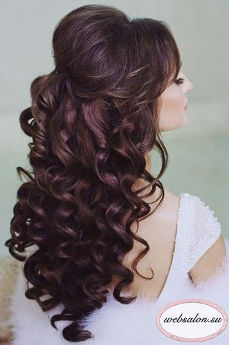 18 stunning half up half down hairstyles websalon