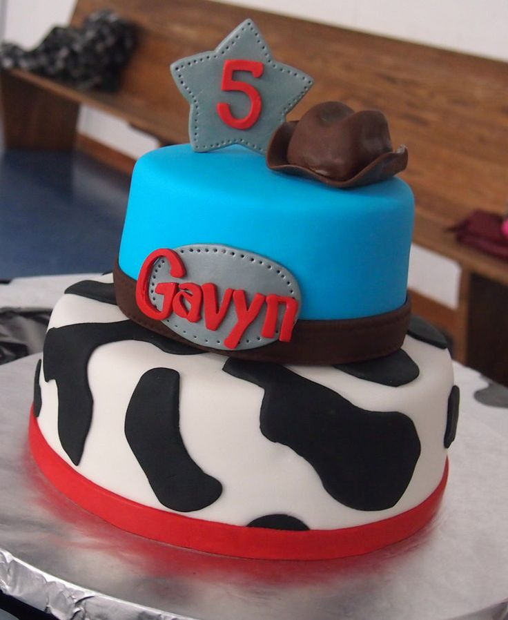 Pin Western Cowboy Birthday Cake Cupcake Decorating Ideas Hawaii