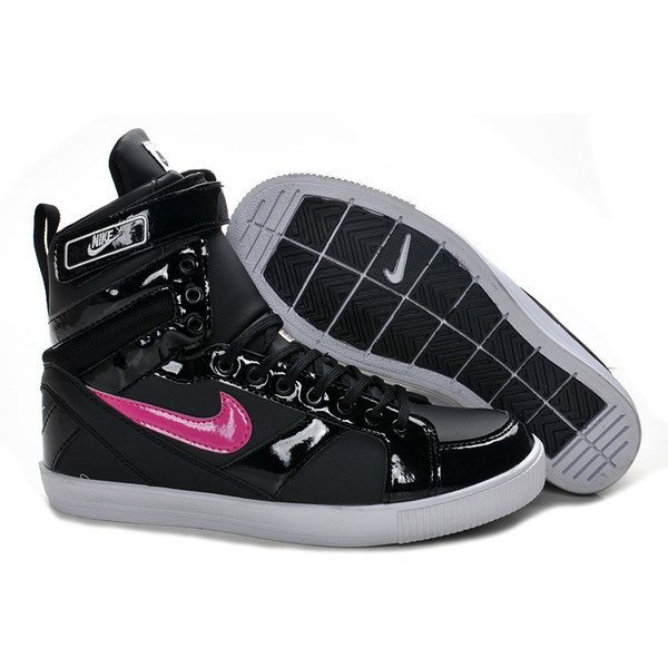 Nike Dance Shoes - Nike High Top Womens Shoes, Nike Shoes Wholesale found on Polyvore