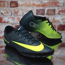 Nike Mens Mercurial CR7 Football Shoes Black sz 10 Astro Turf Soccer US 11 EU 45