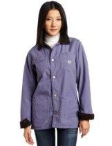 Carhartt Women's Flannel Lined Chore Coat