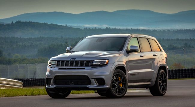 2019 Jeep Grand Cherokee Special Edition Rumors
