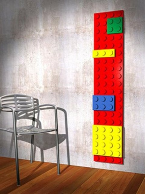 LEAGOO CHILDREN'S ROOM RADIATOR – Designer Radiators | Senia Group UK