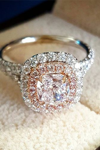 18 amazing ornate engagement rings that will make you say i want that - Luxury Wedding Rings