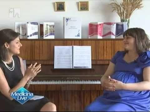 """Niculina Gheorghiță invitată la """"Medicina Live"""", 26 sep 2014, Rolul feme..."""
