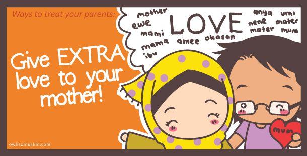 ways to treat your parents #4