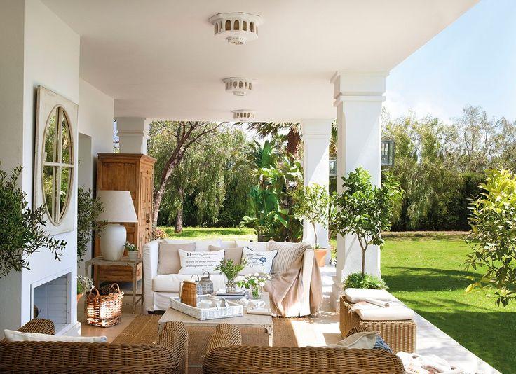 Una casa renovada para acoger a una gran familia · ElMueble.com · Casas
