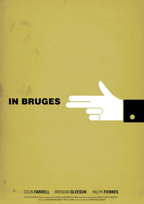 """""""It's a fairytale town, isn't it? How's a fairytale town not somebody's fucking thing?"""" - In Bruges cannot be somebody's fucking thing either."""