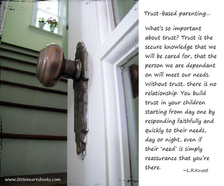 Jesus, the Gentle Parent~Trust-based parenting... www.littleheartsbooks.com