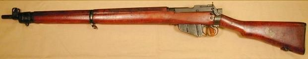 British SMLE No. 4 Mk.1
